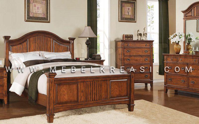Furniture Desain Klasik Minimalis Kayu Jati