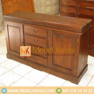 Harga Jual Buffet Cabinet Klasik
