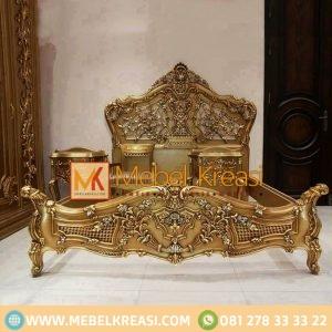 Harga Jual Kamar Mewah Eksklusif Antique Gold