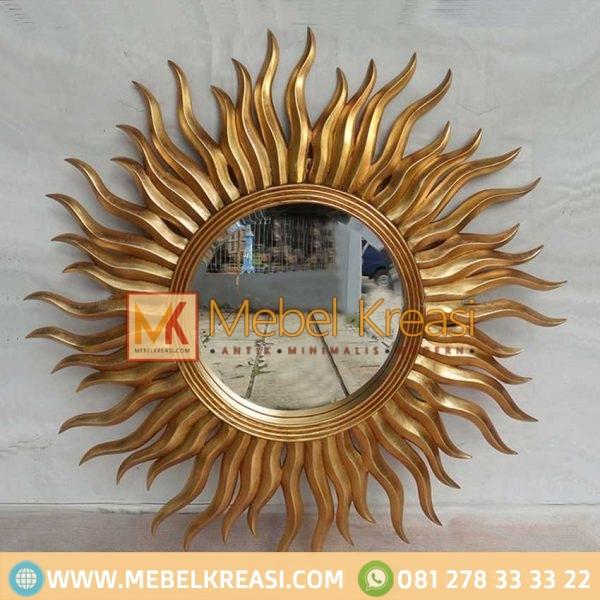 Harga Jual Pigura Cermin Matahari
