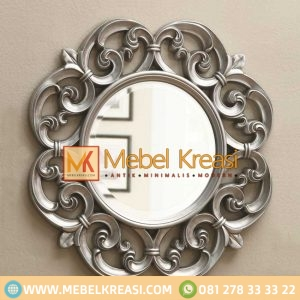 Harga Jual Pigura Mirror Silver