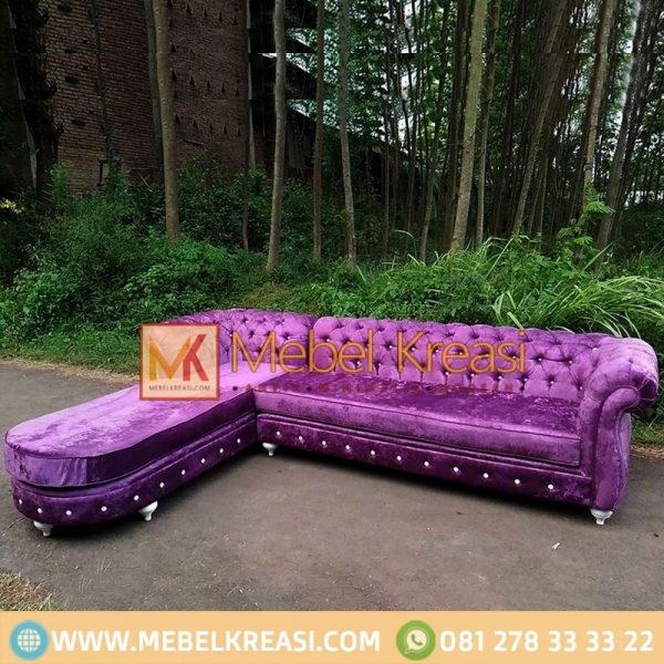 Harga Jual Sofa Sudut Elegant Besar