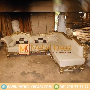 Harga Jual Sofa Sudut Mewah