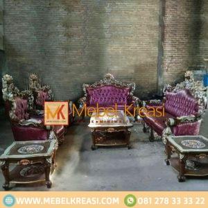 Harga Sofa Tamu Jati Ganesha Pot