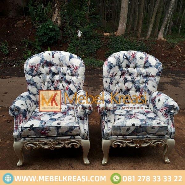 Harga Jual Bangku Sofa 1 Set Mewah
