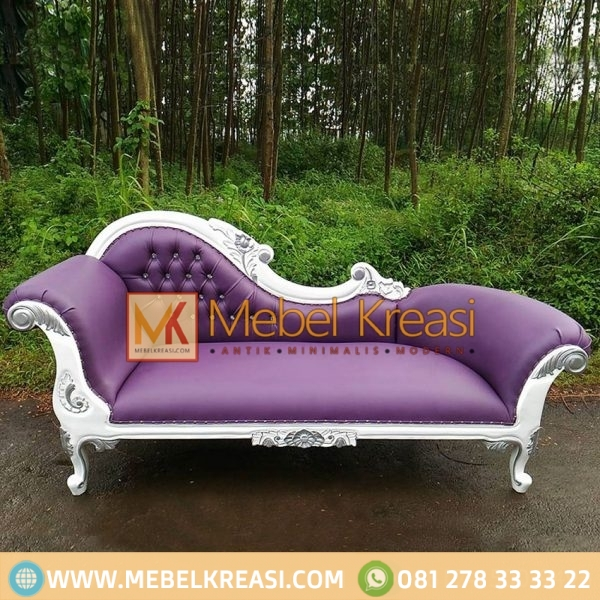 Harga Jual Sofa Single Louis Eksklusif