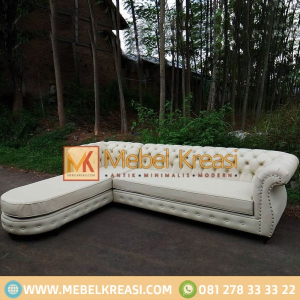 Harga Jual Sofa Sudut Ruang Mewah