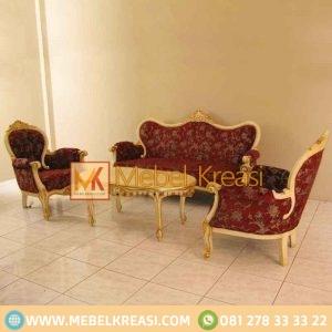 Harga Jual Sofa Tamu Eropa Mewah