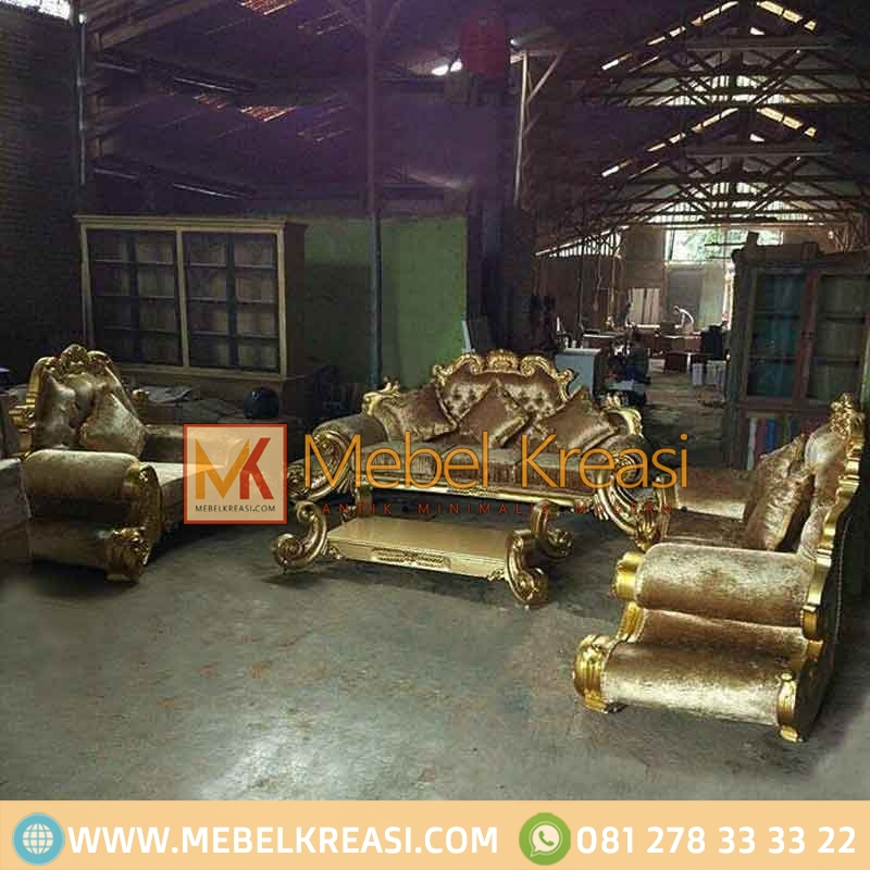 Harga Jual Sofa Tamu Istana Mewah