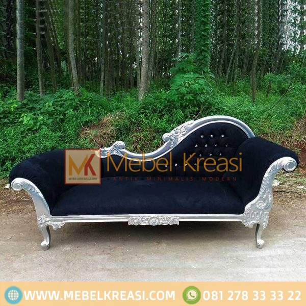 Harga Jual French Louis Single Sofa