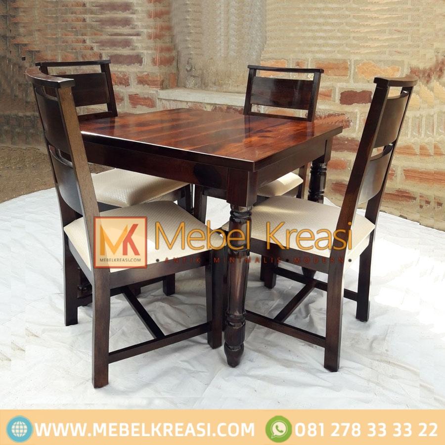 Kursi Meja Cafe Kayu Klasik Murah By Mebel Kreasi Jepara