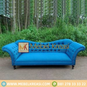 Harga Jual Sofa Single Chesterfield
